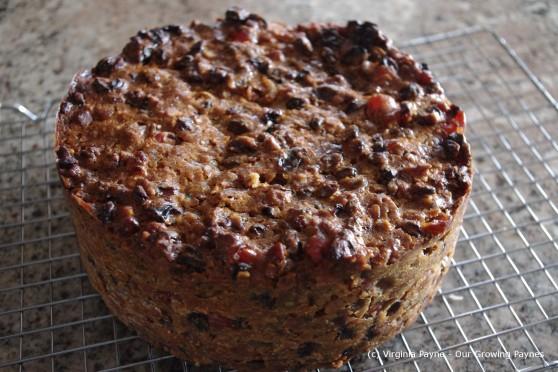 Christmas Cake 15 2012