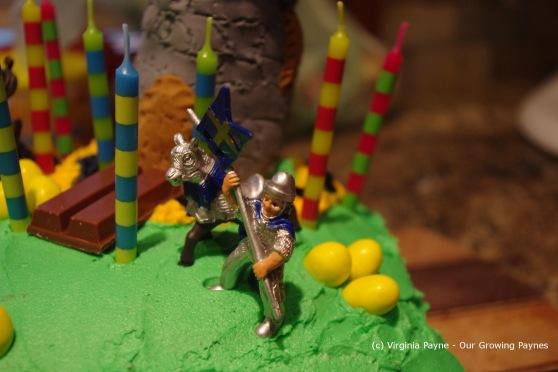 Castle cake 9 2013