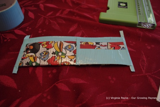 Duct tape wallet 11 2013