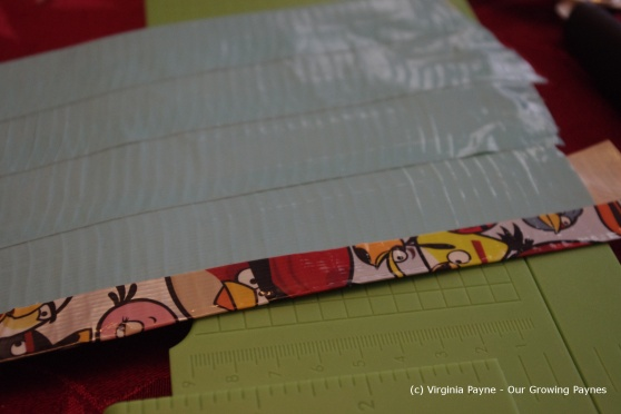 Duct tape wallet 3 2013