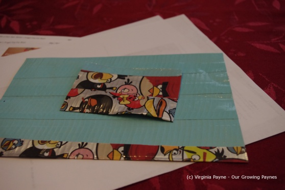 Duct tape wallet 6 2013