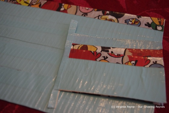 Duct tape wallet 9 2013