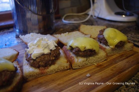 Goat burgers 6 2014