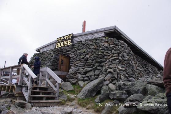 Mt Washington 11 2014