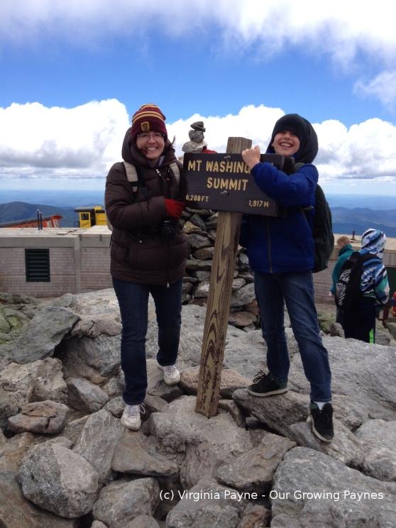 Mt Washington 17 2014