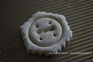 Leek and mushroom pastry 1 2014