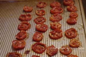 Oven roasted tomato sauce 1 2014