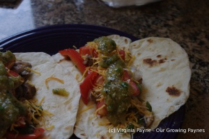Roasted tomatillo salsa 12 2014