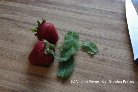 Strawberry cookies 1 2014