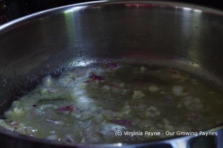 Gorgonzola risotto 2 2015
