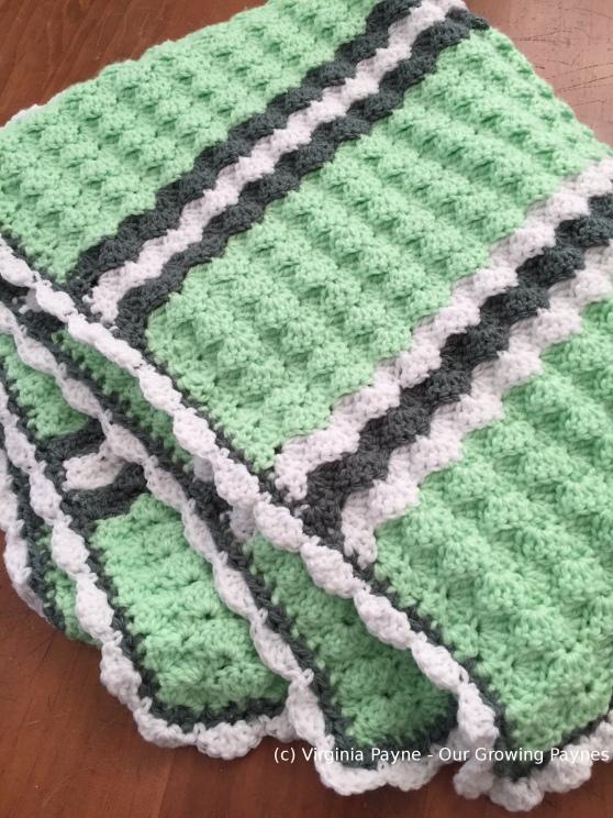 Baby blanket 1 2016