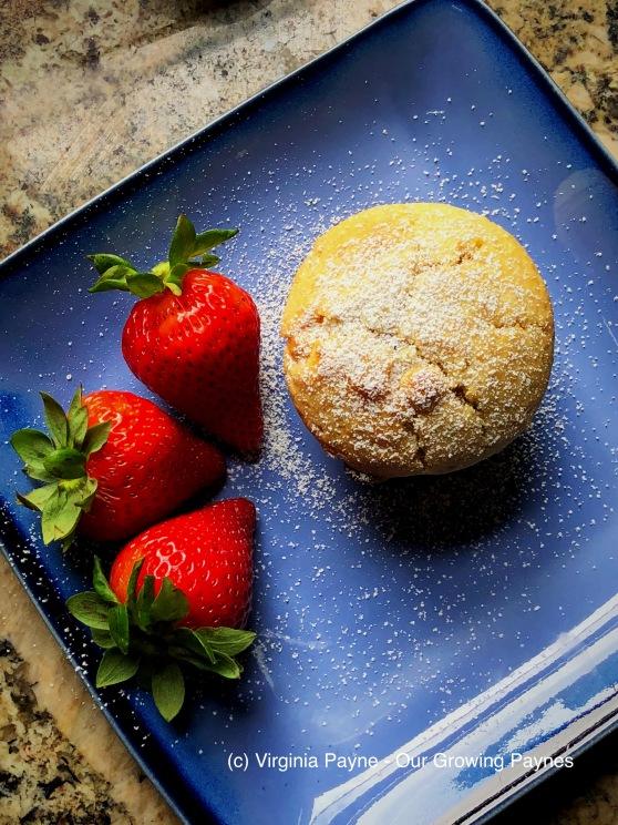 White Chocolate Muffins 5 2018
